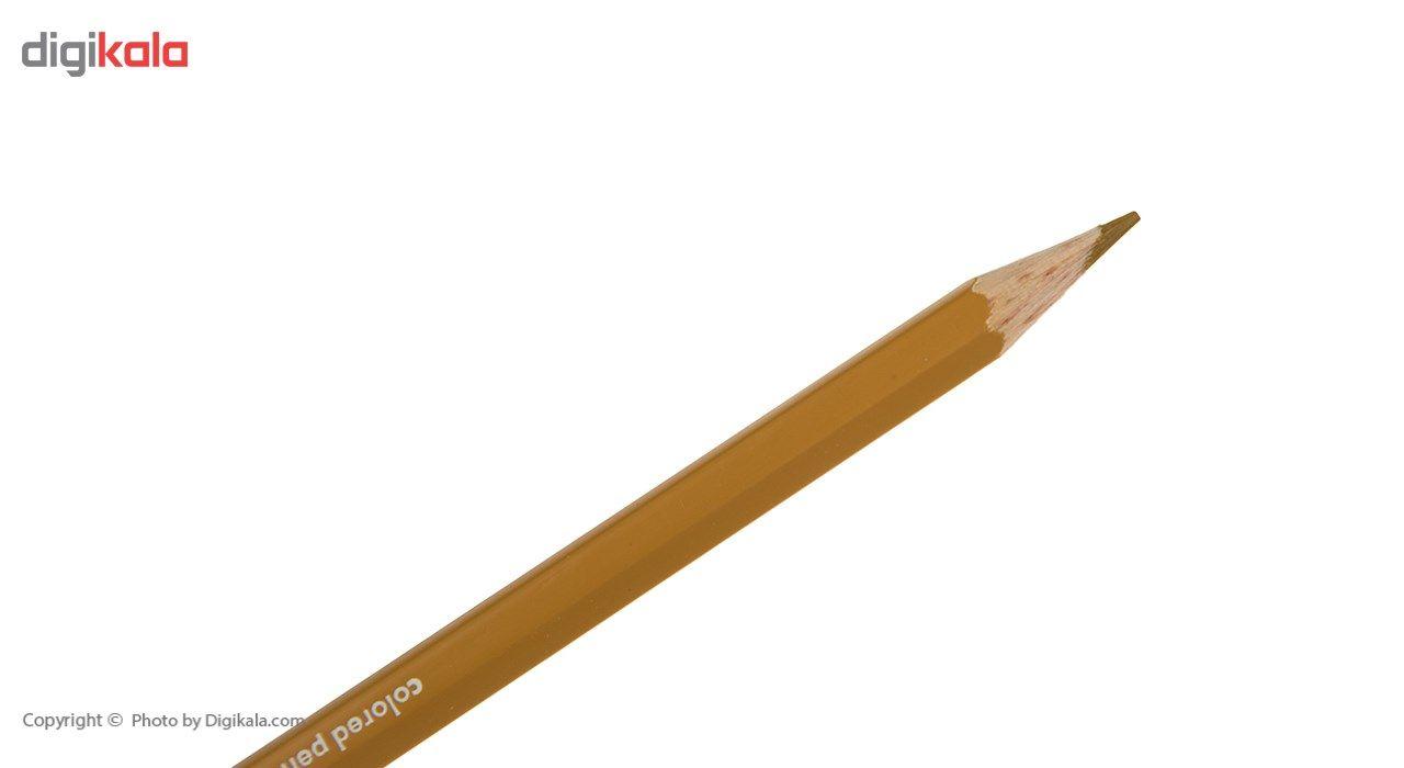 مداد رنگی 36 رنگ آریا مدل 3018 main 1 2