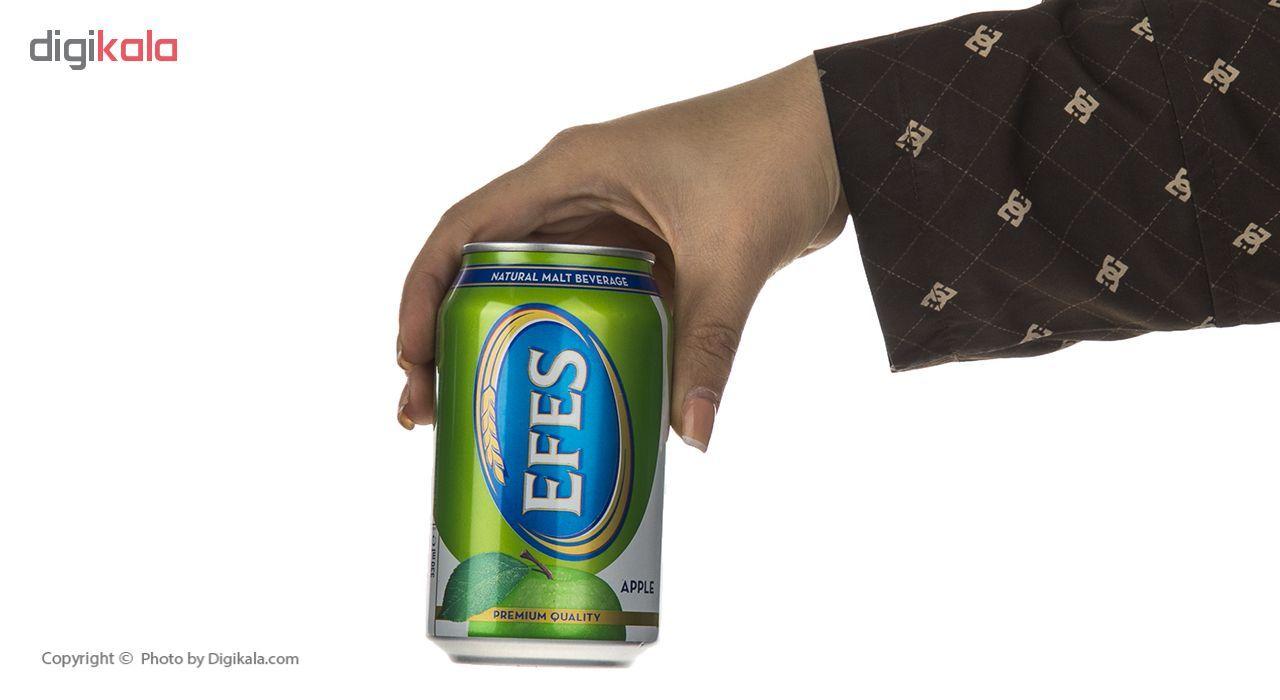 نوشیدنی مالت سیب افس - 330 میلی لیتر main 1 1