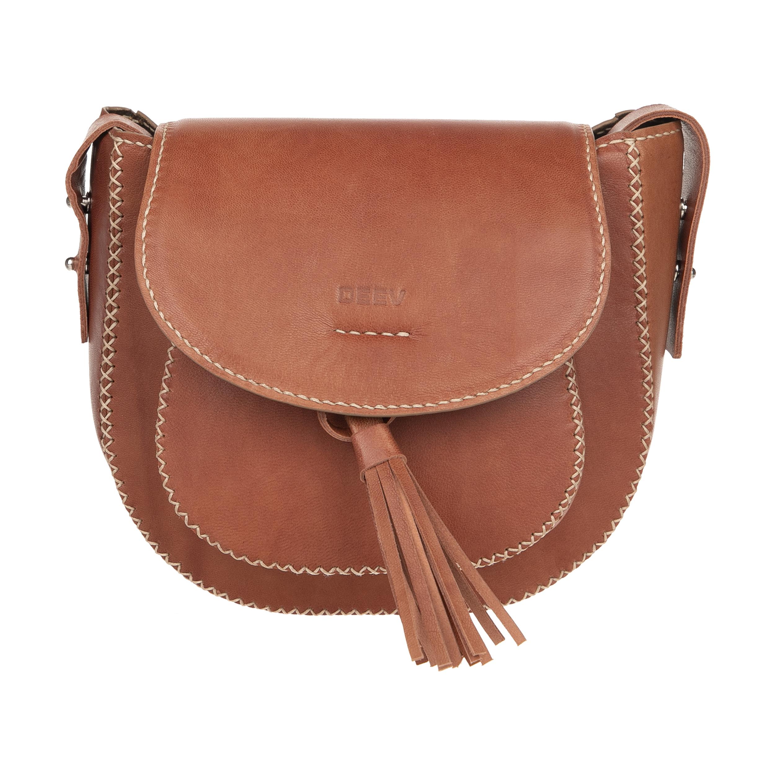 کیف دوشی زنانه دیو مدل 1573105-34