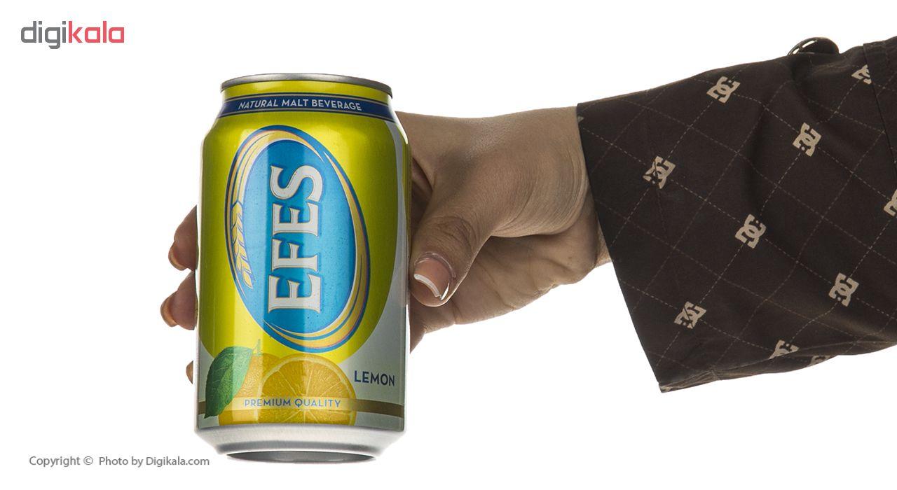 نوشیدنی مالت لیمو افس وزن 330 میلی لیتر