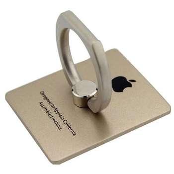 حلقه نگهدارنده گوشی موبایل طرح اپل ایفون مدل Apple 01