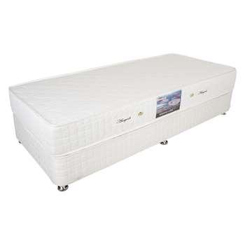 تخت خواب یک نفره آسایش کد AB84