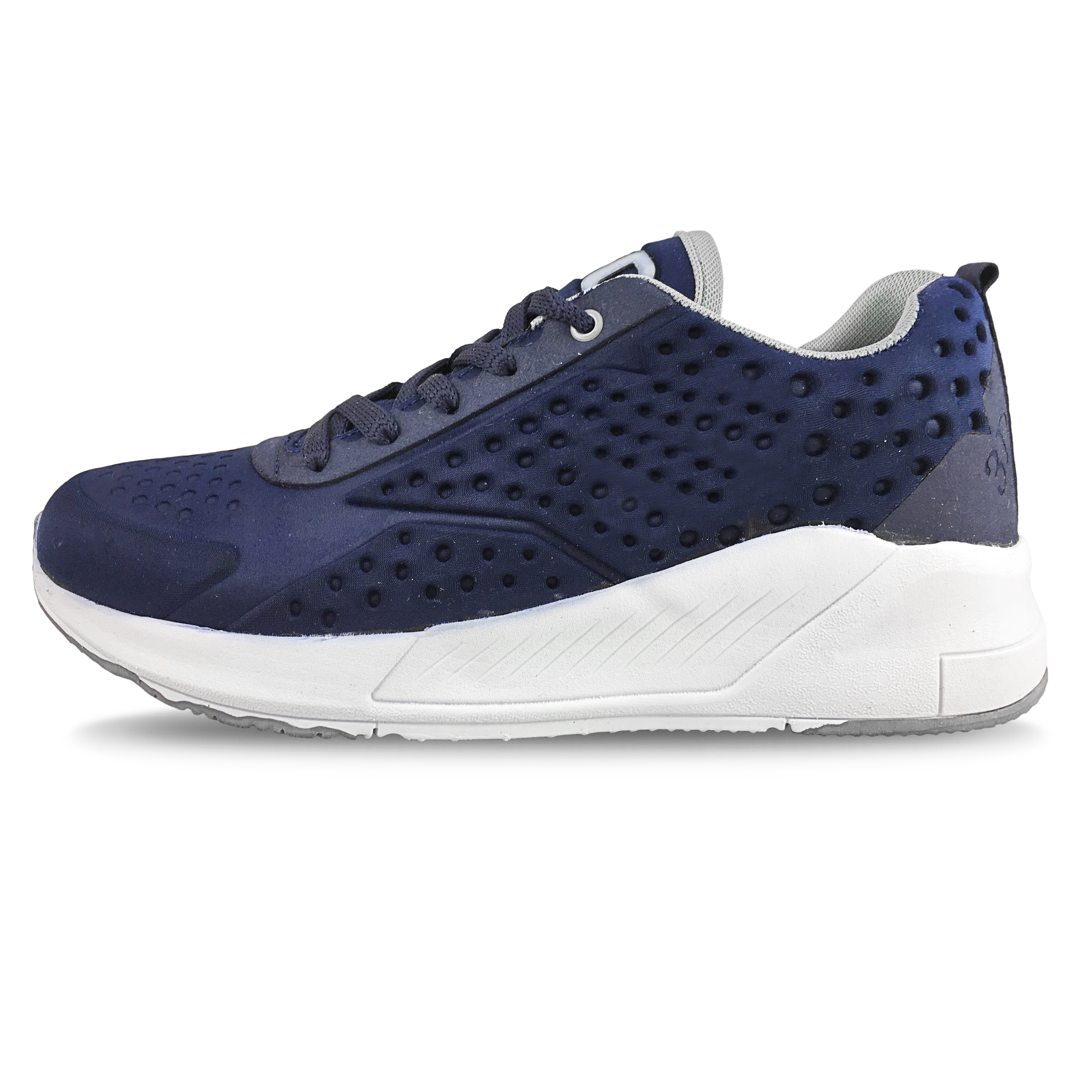 عکس کفش مخصوص پیاده روی مردانه نسیم مدل 3D کد 2-1830