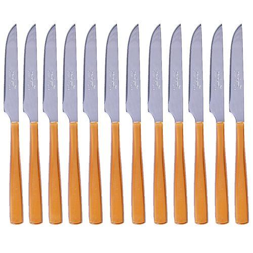 چاقو میوه خوری یونیک مدل UN-5624 بسته ۱۲ عددی