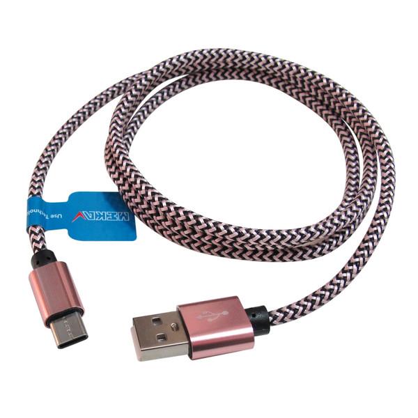 کابل تبدیل USB به USB-C مکا مدل MCU33 طول 1 متر
