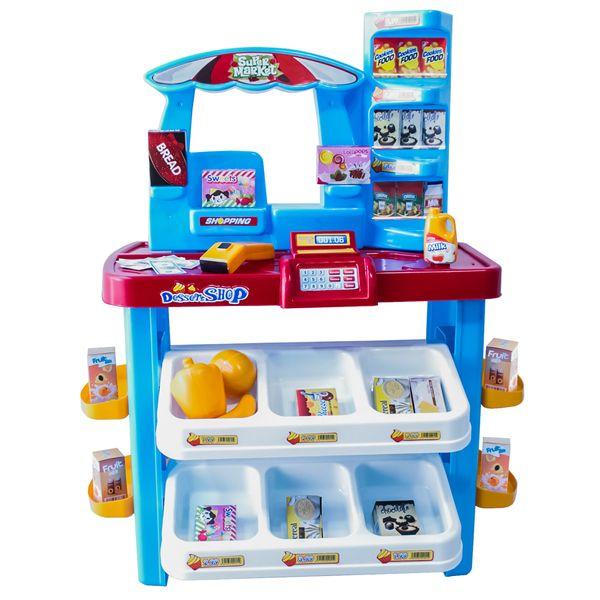 اسباب بازی سوپر مارکت مدل Super Market play set