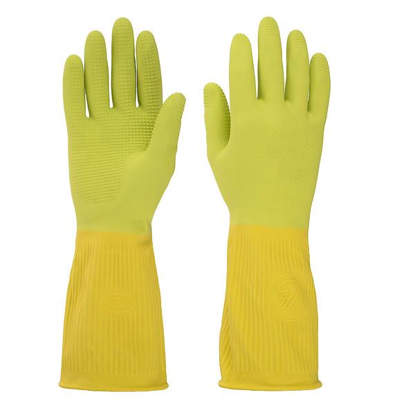 دستکش آشپزخانه ویولت مدل ساق کوتاه سایز M بسته یک جفتی