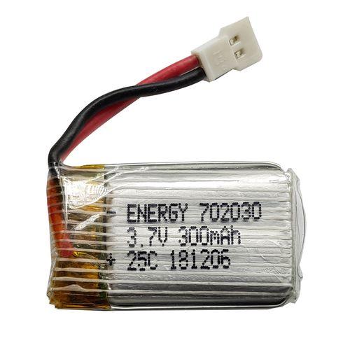 باتری لیتیومی مدل HP-702030 ظرفیت 300 میلی آمپر ساعت