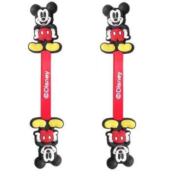 بست کابل شارژ طرح Disney مدل Mk02 بسته 2 عددی
