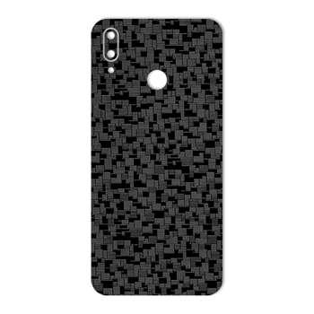 برچسب پوششی ماهوت طرح Silicon-Texture مناسب برای گوشی موبایل هوآوی Y9 2019