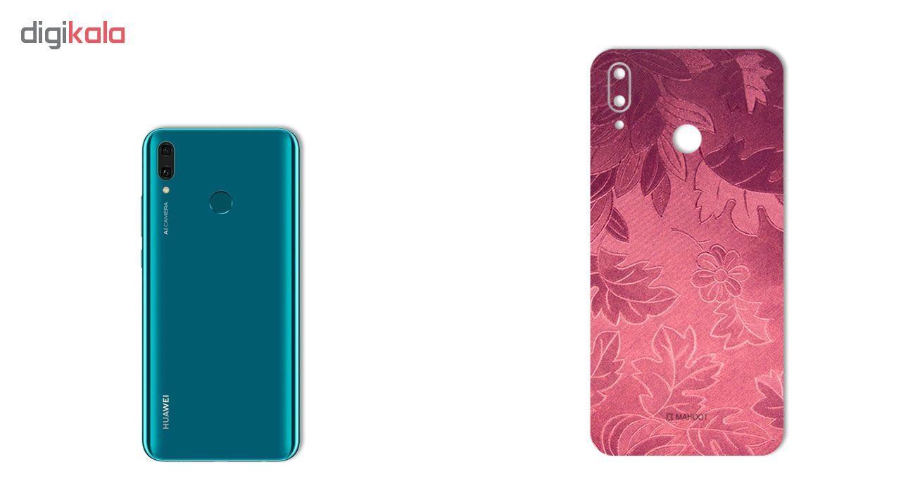 برچسب پوششی ماهوت طرح Wild-Flower مناسب برای گوشی موبایل هوآوی Y9 2019 main 1 2