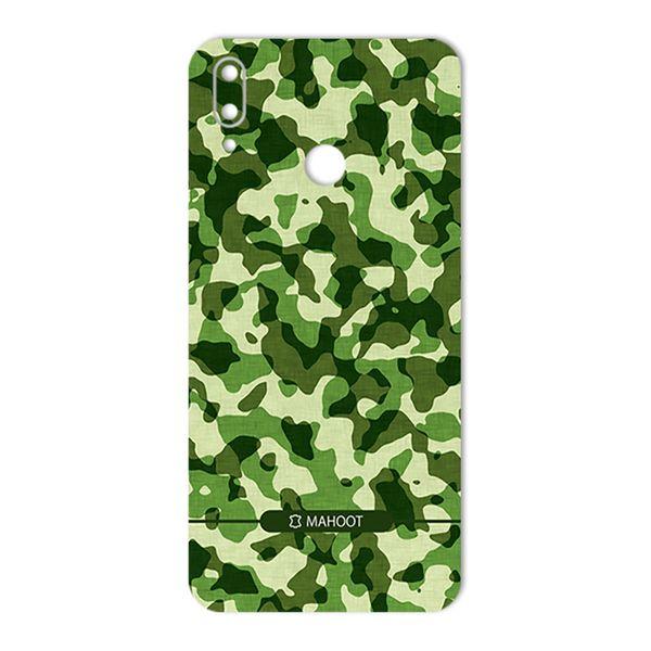 برچسب پوششی ماهوت طرح Army-Pattern مناسب برای گوشی موبایل هوآوی Y9 2019