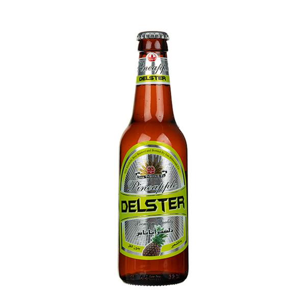 ماءالشعیر آناناس دلستر - 330 میلی لیتر