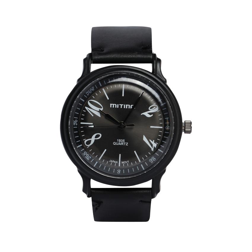 ساعت مچی عقربه ای مردانه می تینا مدل M-294 رنگ مشکی
