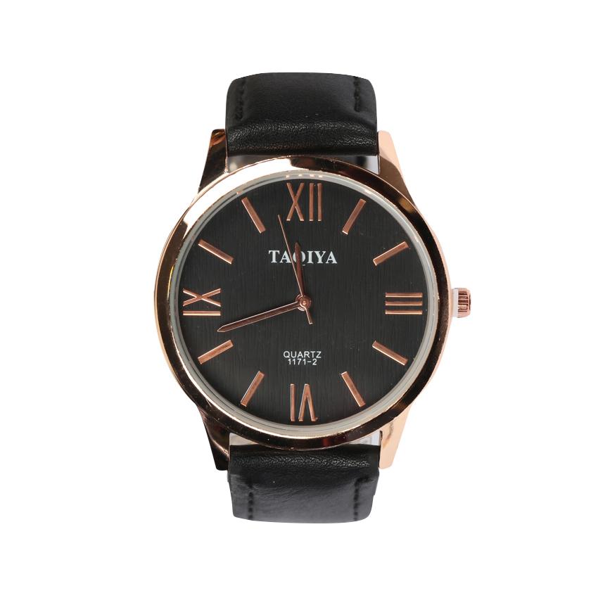 ساعت مچی عقربه ای مردانه تاکیا مدل 1171-2 رنگ مشکی