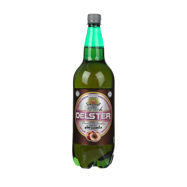ماءالشعیر هلو دلستر - 1.5 لیتر