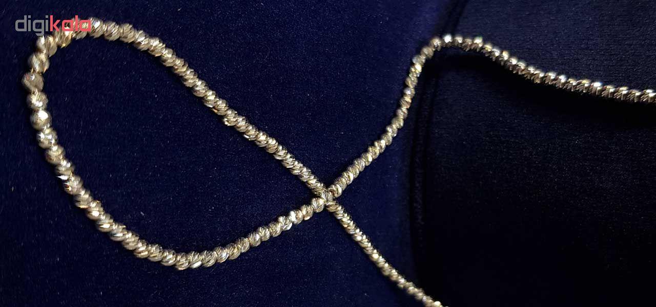 زنجیر طلا 18 عیار کانیار گالری مدل ZG2