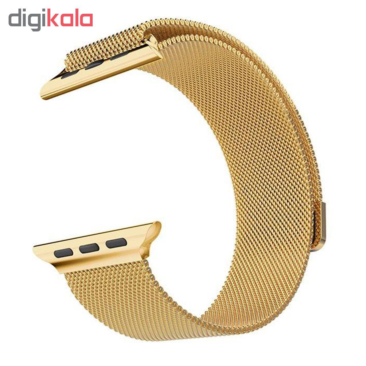 بند مدل Milanese Loop مناسب برای اپل واچ 38 میلی متری main 1 6
