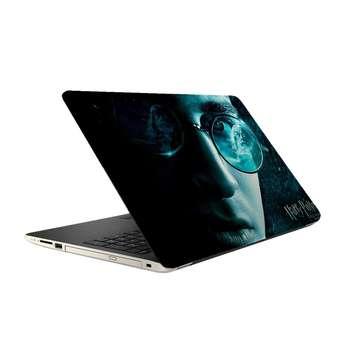 استیکر لپ تاپ طرح فیلم هری پاتر مدل ML052 مناسب برای لپ تاپ 15.6 اینچ
