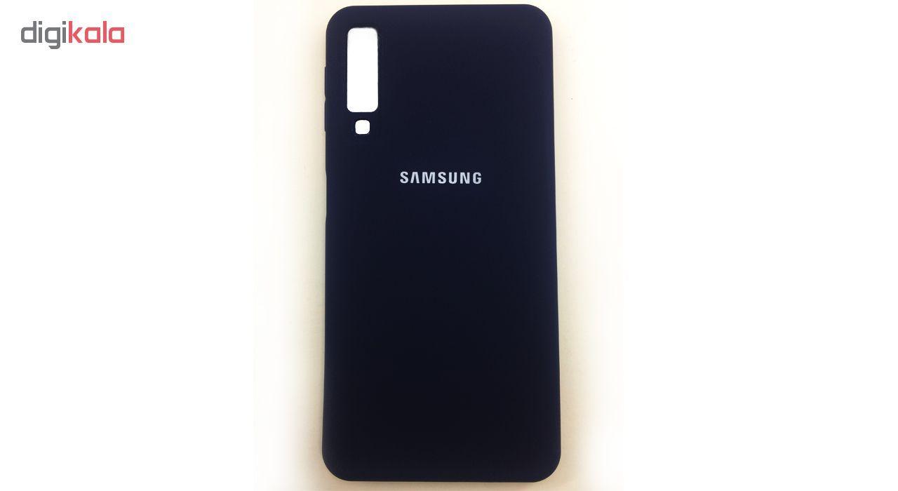 کاور سیلیکونی ایت مدل زیربسته مناسب برای گوشی موبایل سامسونگ Galaxy A750 / A7 2018 main 1 4