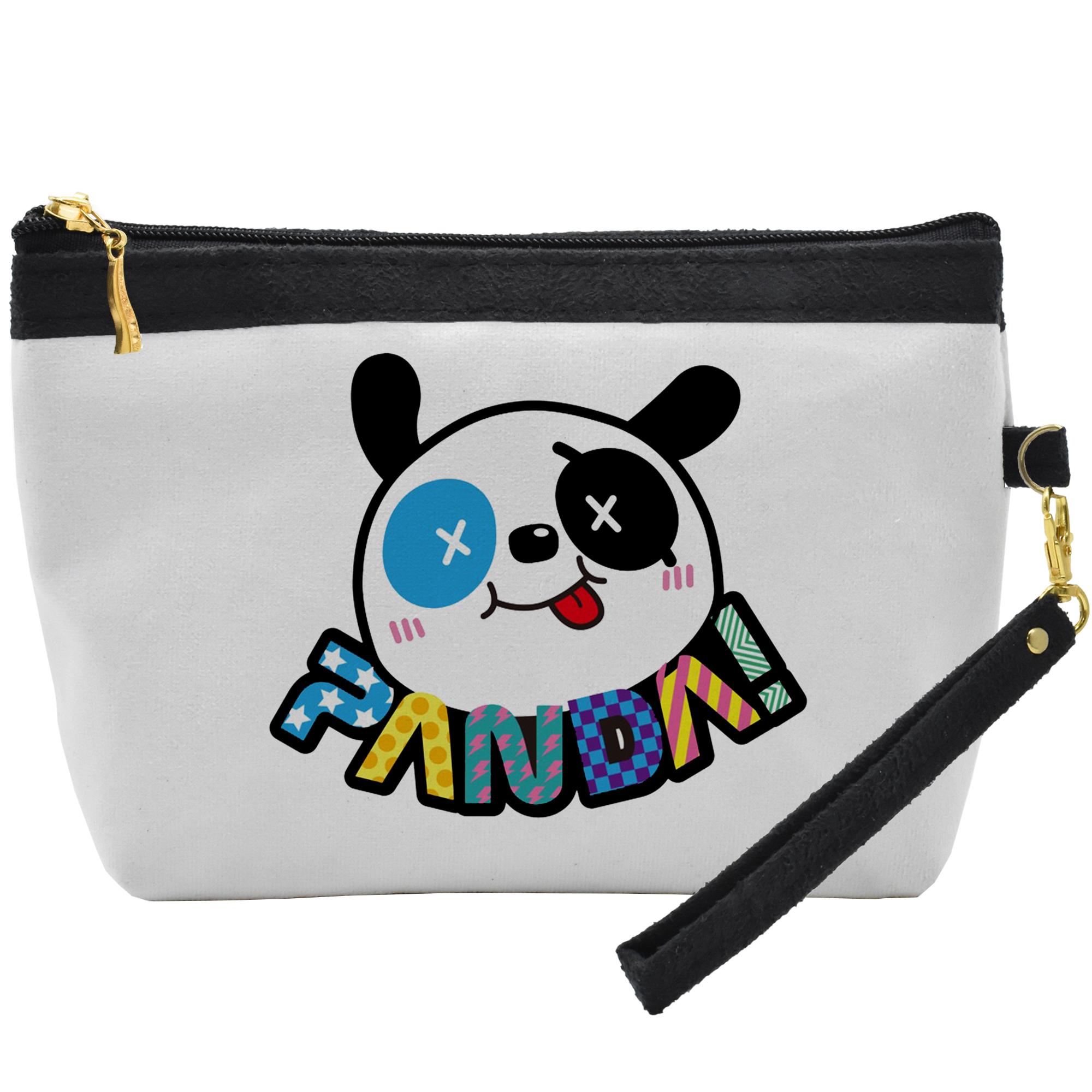 قیمت کیف لوازم آرایشی طرح Panda کد C44