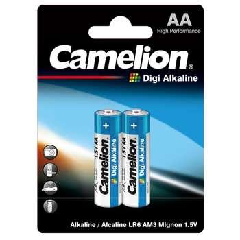 باتری قلمی کملیون مدل Digi Alkaline بسته 24 عددی