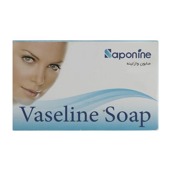 صابون ساپونین مدل Vaseline مقدار 100 گرم