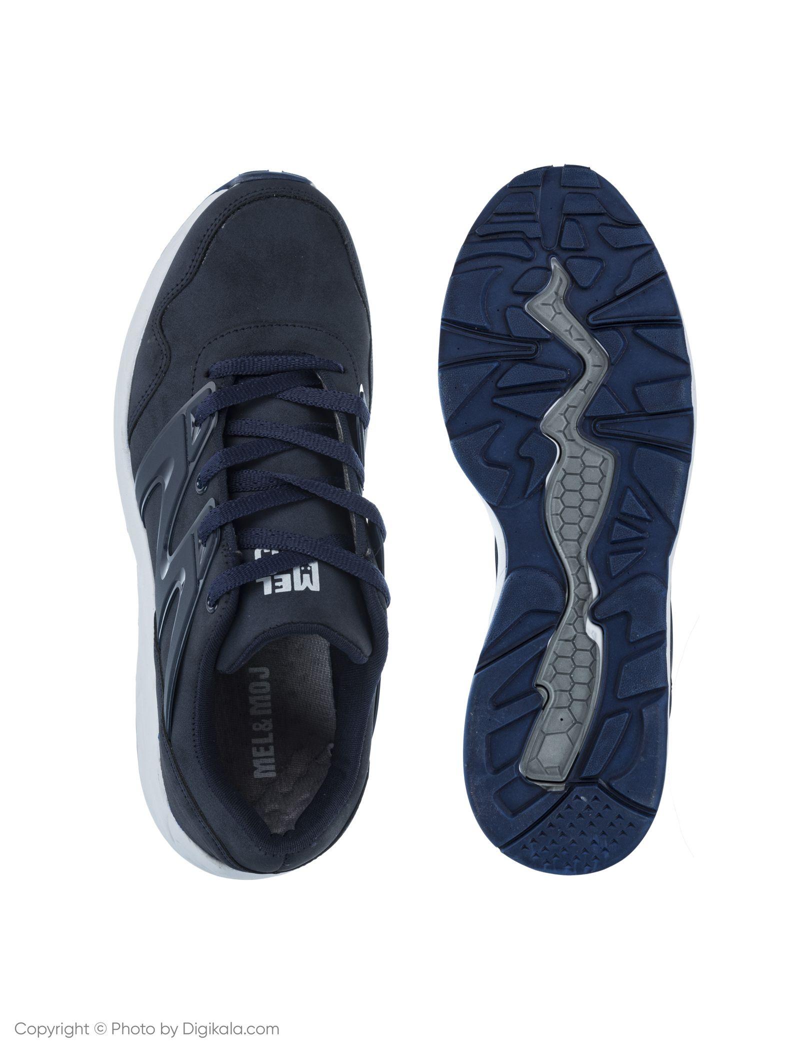 کفش مردانه مل اند موژ مدل M206-400 -  - 5
