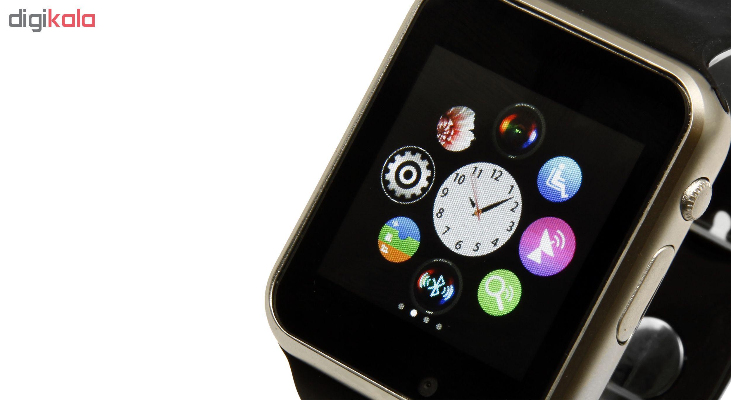 ساعت هوشمند جی تب مدل W101 main 1 3