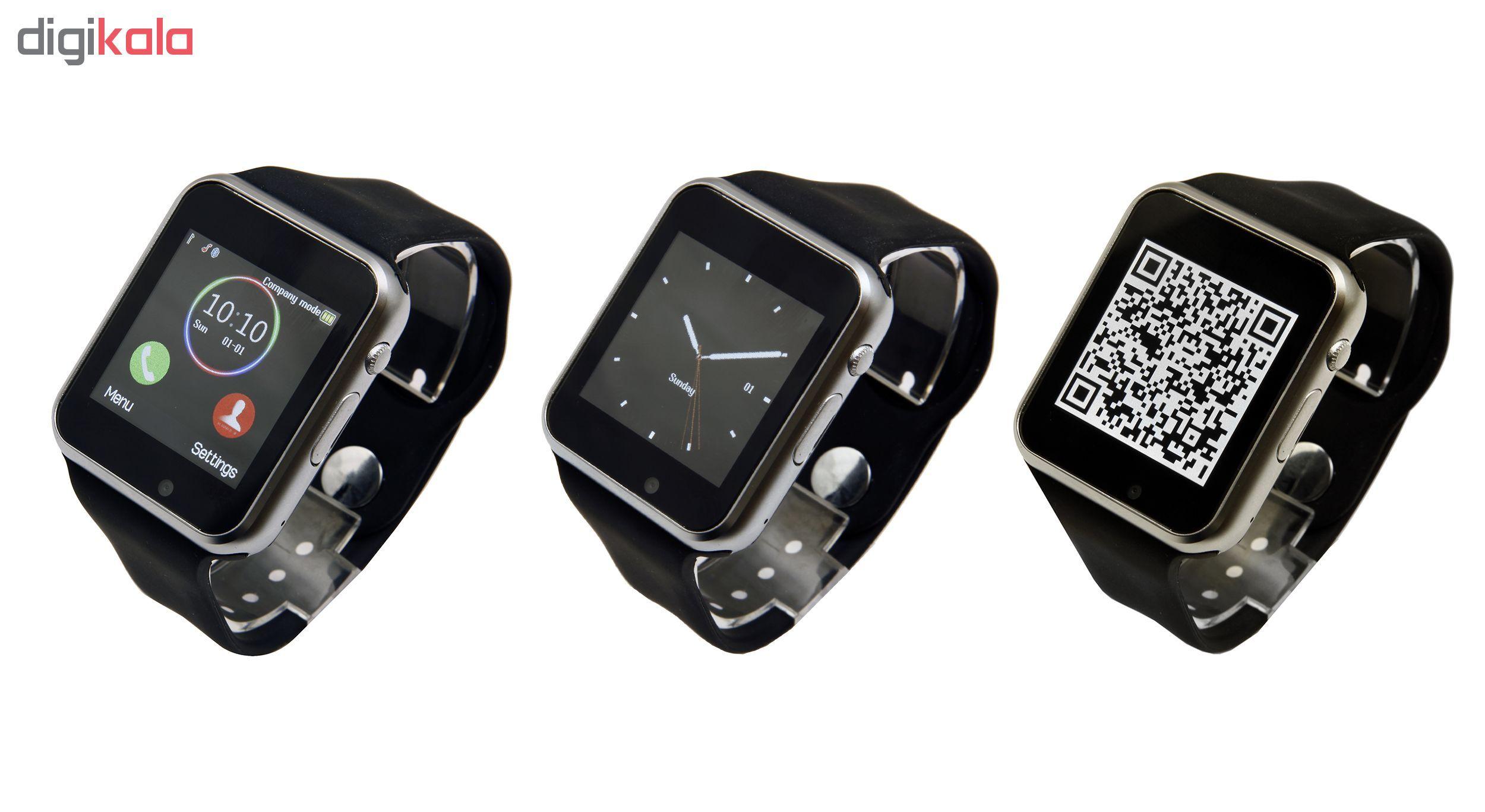 ساعت هوشمند جی تب مدل W101 main 1 8