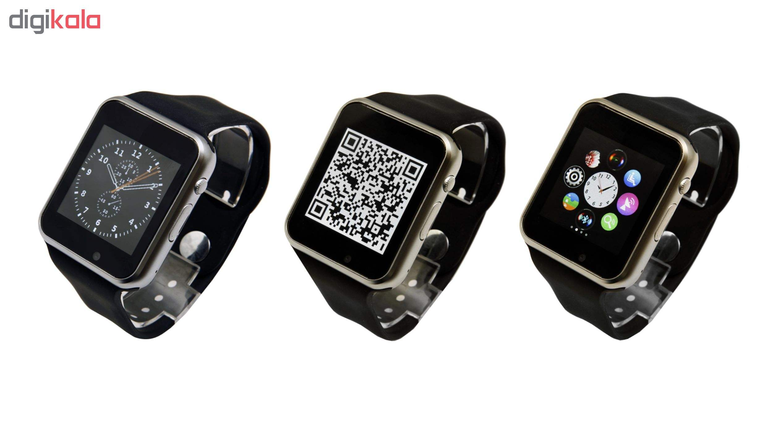 ساعت هوشمند جی تب مدل W101 main 1 7