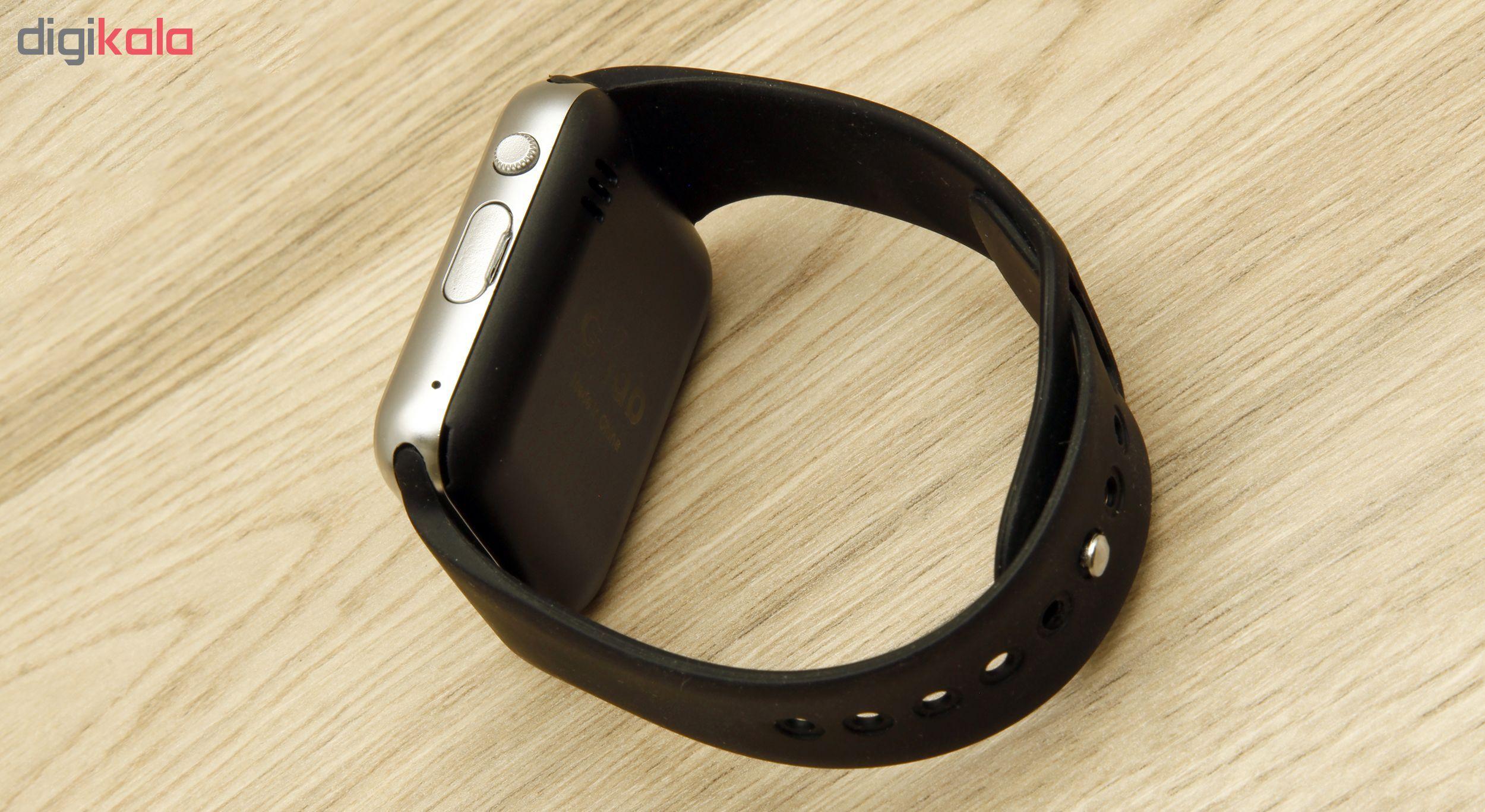 ساعت هوشمند جی تب مدل W101 main 1 16
