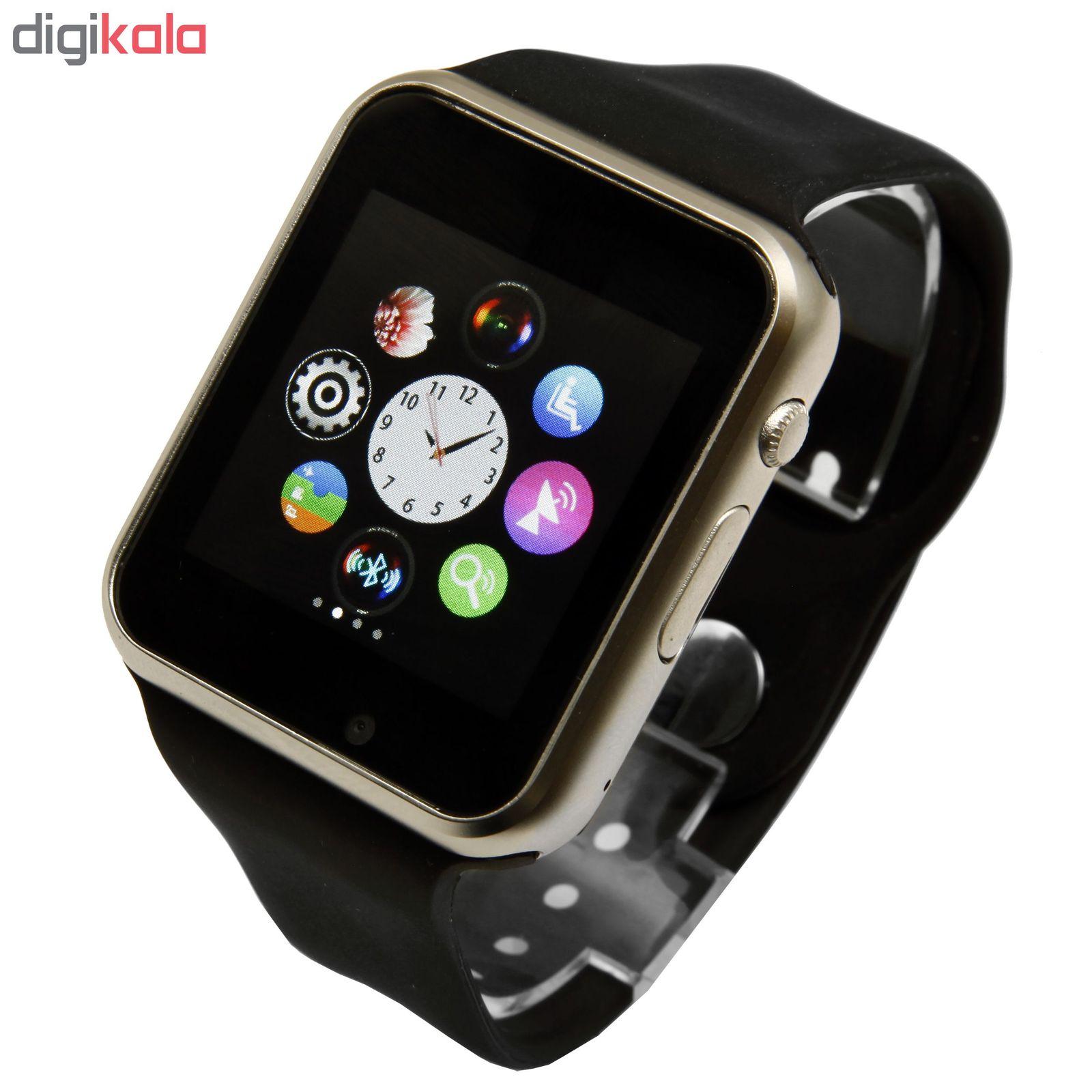 ساعت هوشمند جی تب مدل W101 main 1 24
