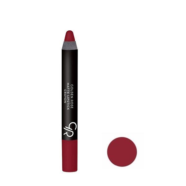 رژلب مدادی گلدن رز مدل Crayon شماره 04