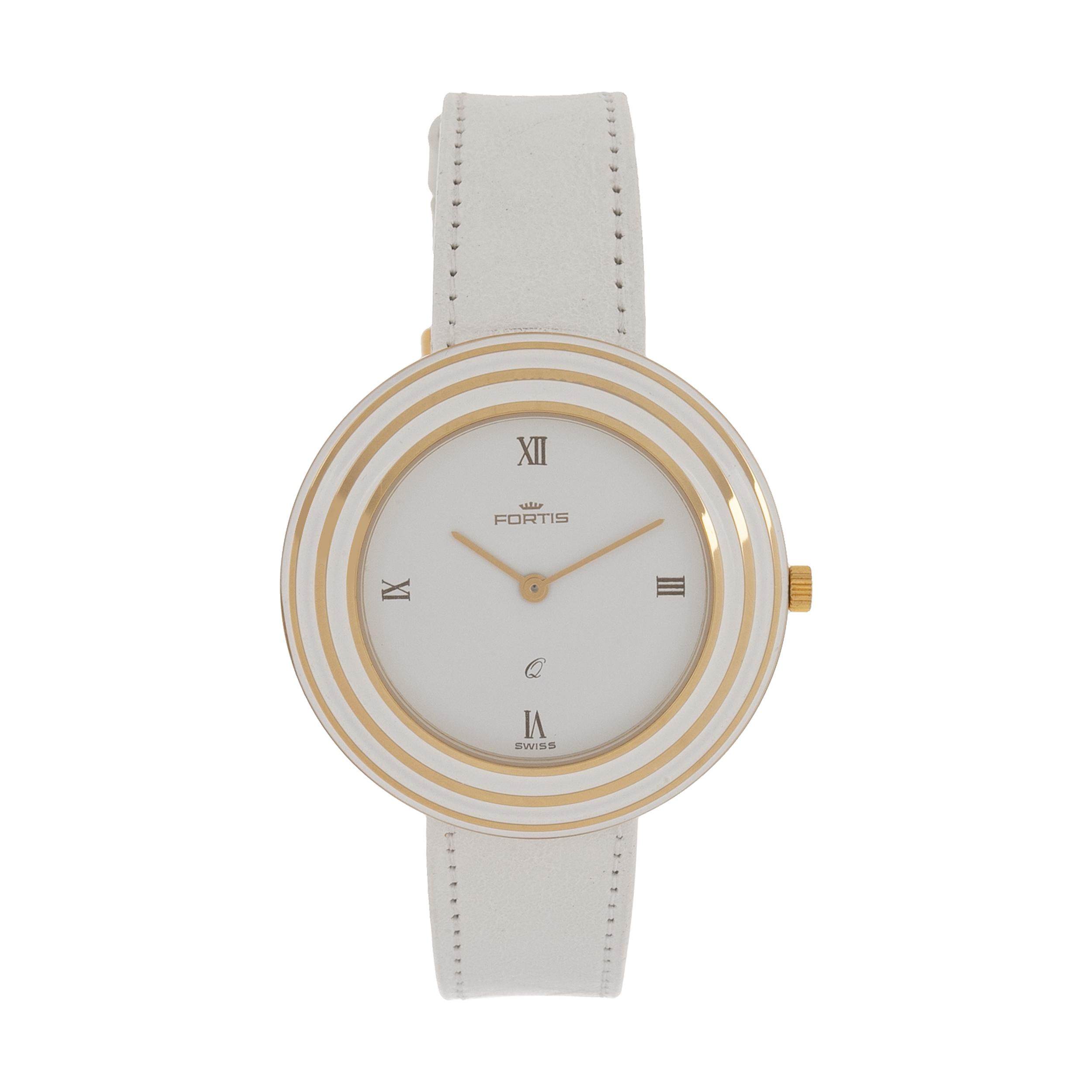 ساعت مچی عقربه ای زنانه فورتیس مدل F 5599.36.22