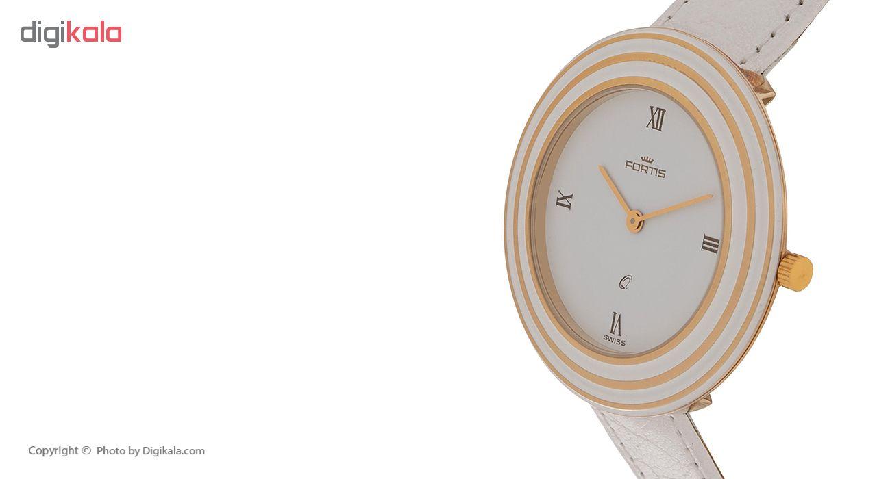 ساعت زنانه برند فورتیس مدل F 5599.36.22