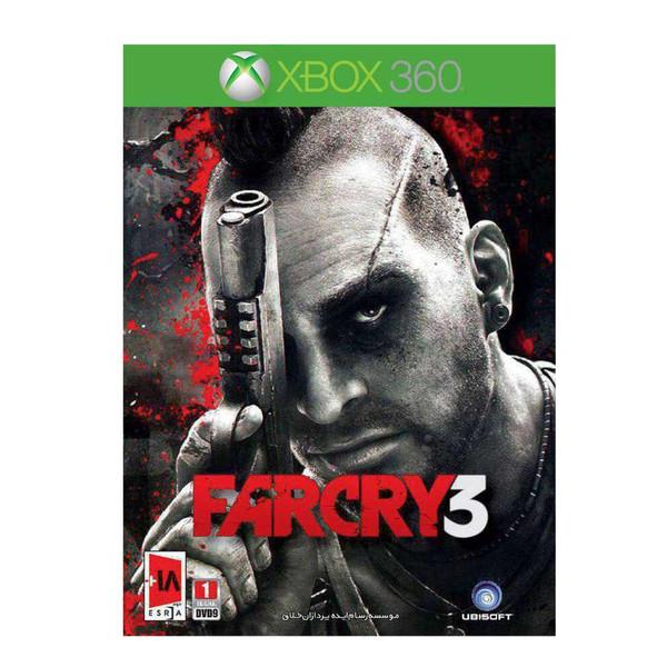 بازی Farcry 3 مخصوص xbox 360