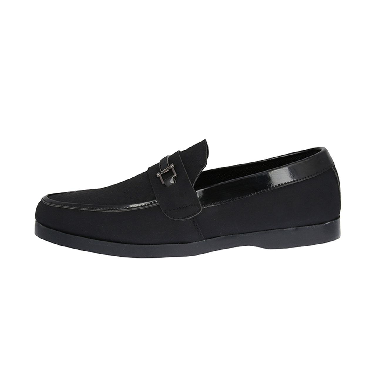 کفش مردانه کد 269000502 رنگ مشکی