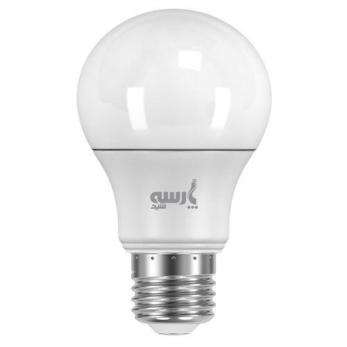 لامپ ال ای دی 9 وات پارسه شید مدل A60 پایه E27 بسته 100 عددی