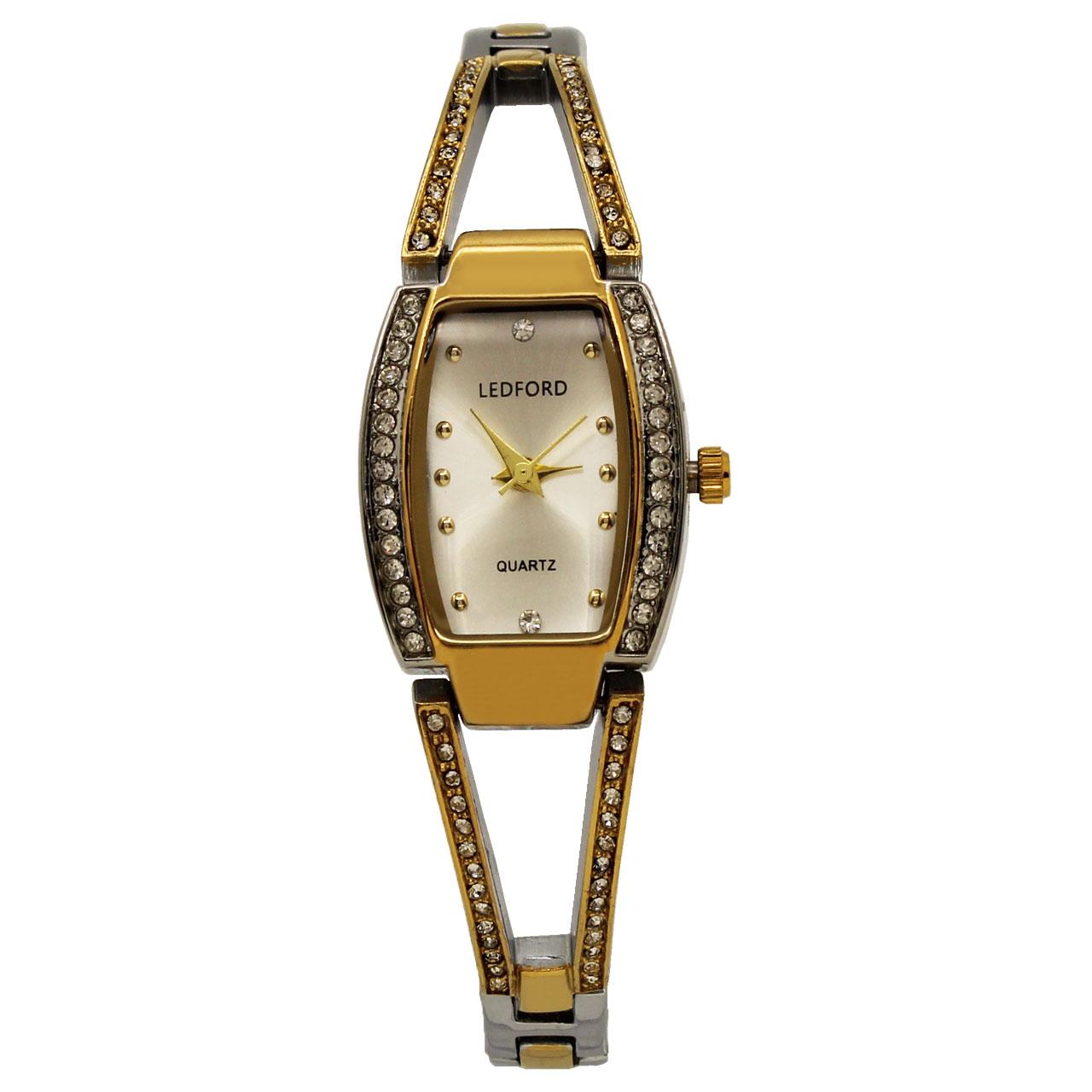 ساعت مچی عقربه ای زنانه لدفورد مدل ZU-0010 54