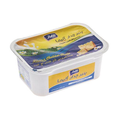 پنیر چدار آلیما مقدار 350 گرم