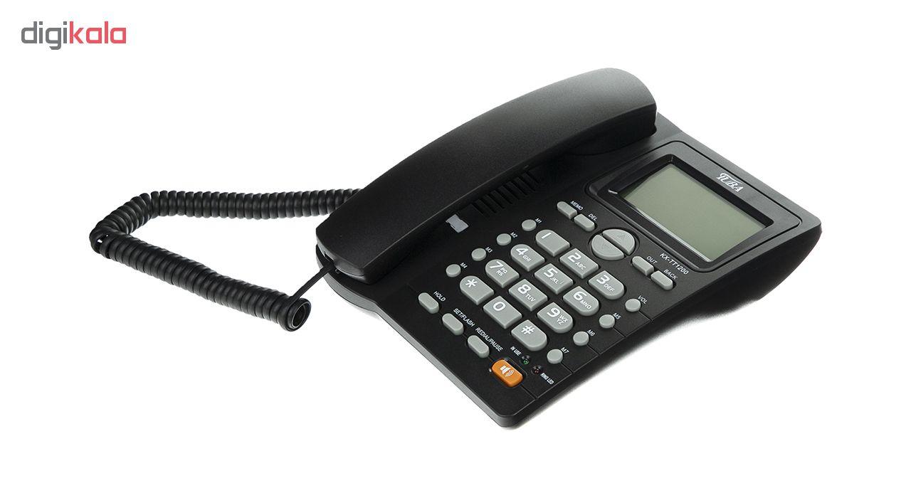 قیمت                      تلفن طوبی مدل TT1200