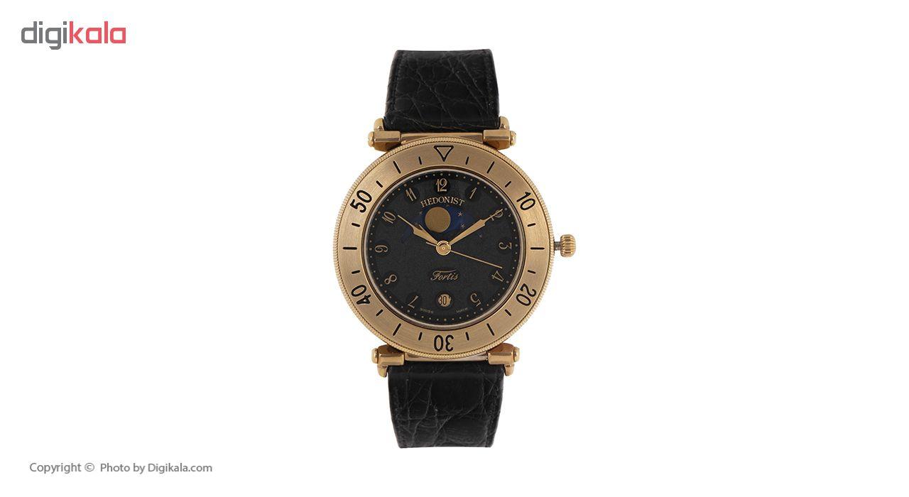 ساعت مچی عقربه ای زنانه فورتیس مدل F 493.30.01