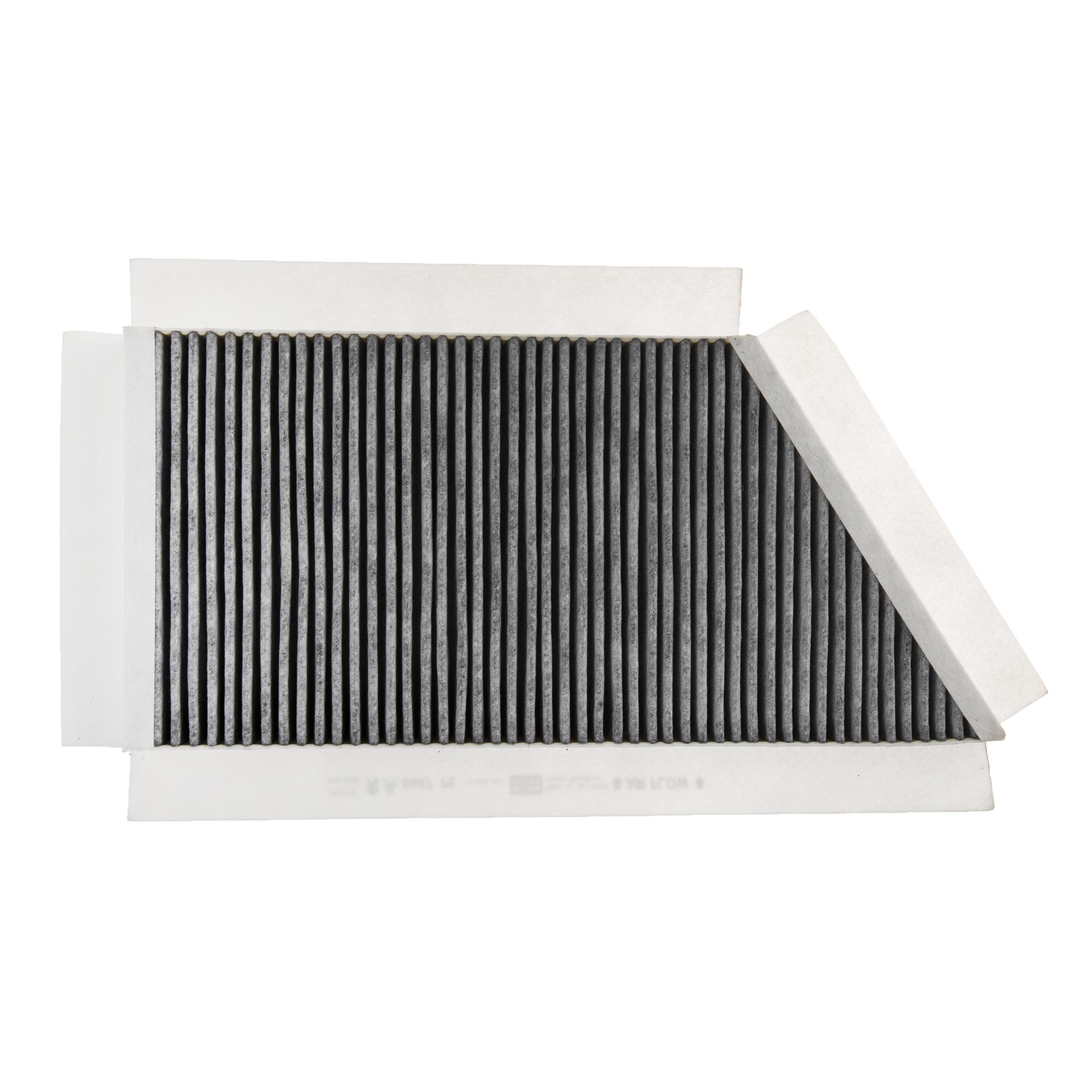 فیلتر کابین کربن اکتیو پژو سیتروئن مدل 6447PE مناسب برای پژو 206 و 207