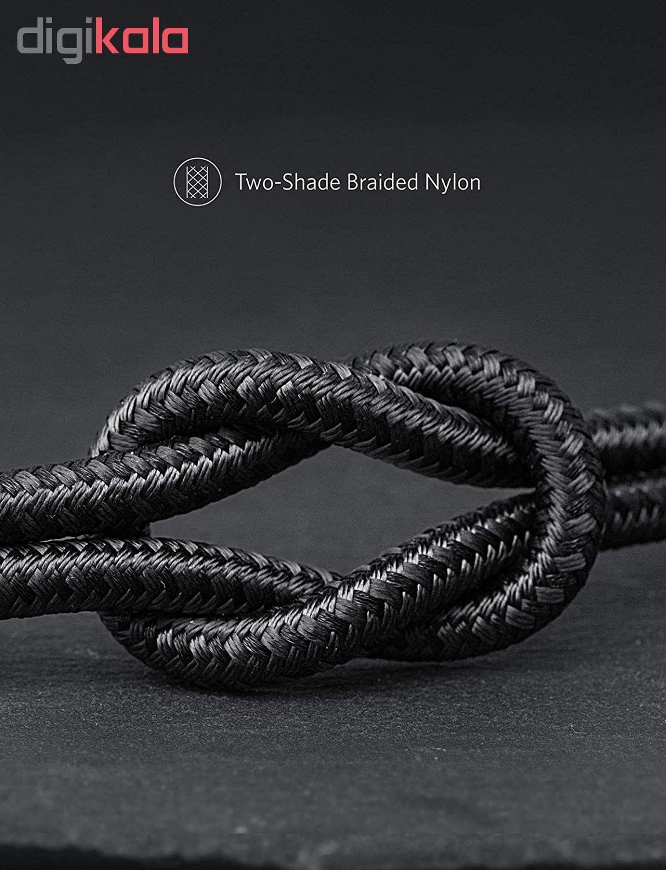 کابل تبدیل USB به لایتنینگ آیفون سوکو مدل G30 طول 1.2 متر main 1 6