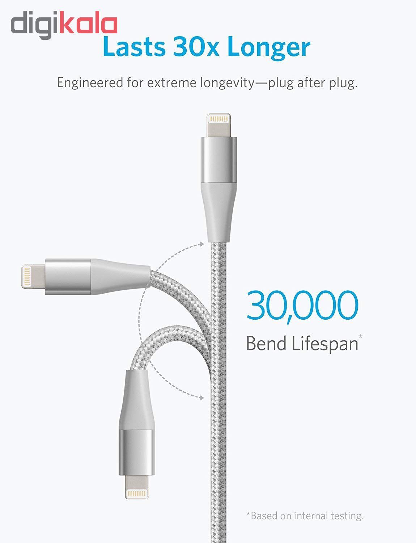 کابل تبدیل USB به لایتنینگ آیفون سوکو مدل G30 طول 1.2 متر main 1 11