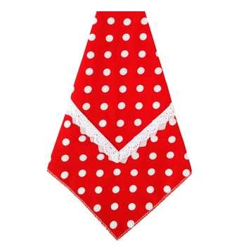 دستمال سر دخترانه مدل نیلا کد 007 تک سایز