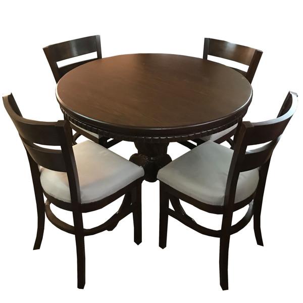 میز و صندلی ناهار خوری شرکت اسپرسان چوب مدل sm04