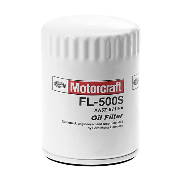 فیلتر روغن موتورکرافت مدل FL500-S مناسب برای فورد موستانگ