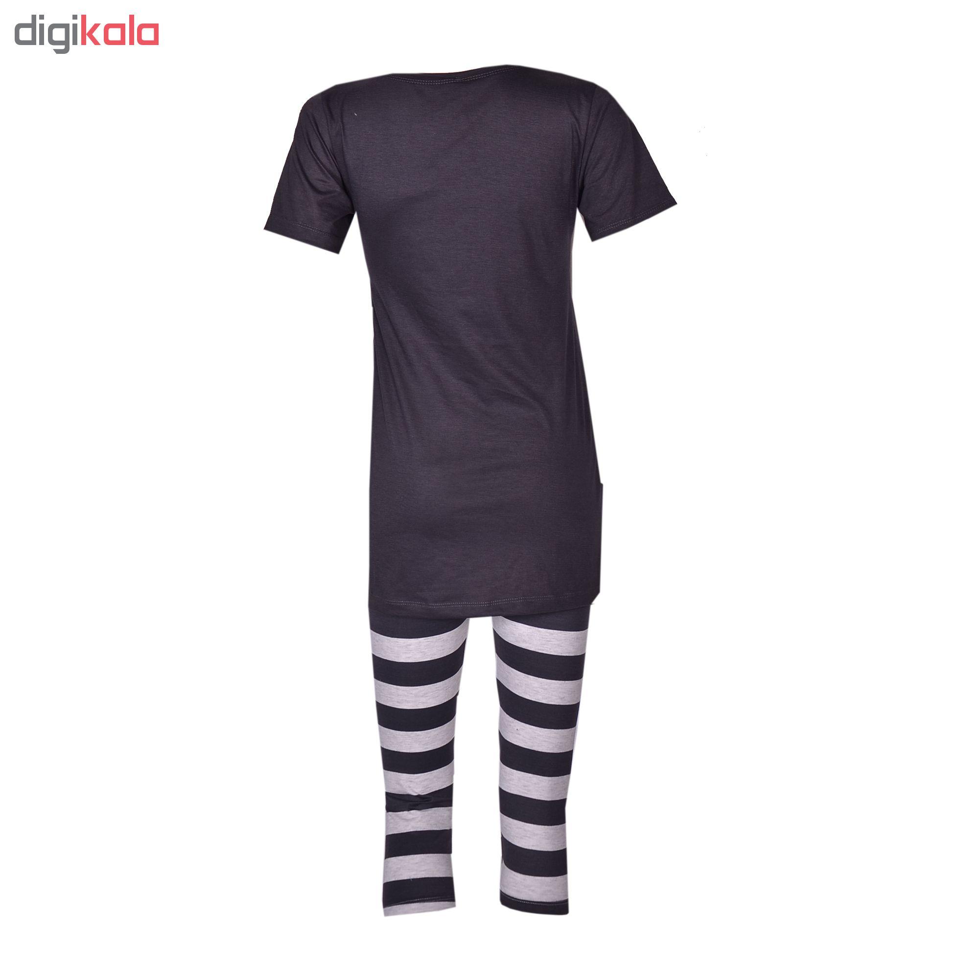 خرید                                      ست لباس راحتی زنانه کد 316/25